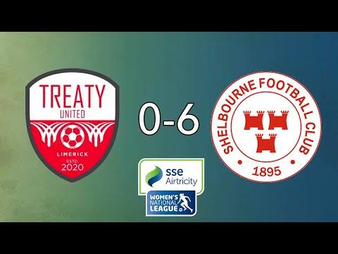 WNL GOALS GW24: Treaty United 0-6 Shelbourne