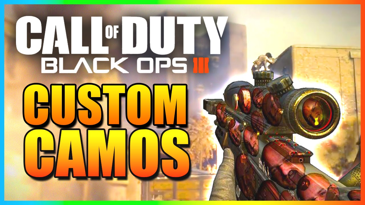 how to buy camos on black ops 3