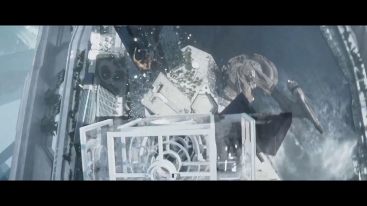 Marshall A. Bingham: Stunt Reel 2017