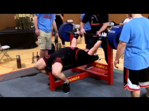 APF Bench Press Competition 2014