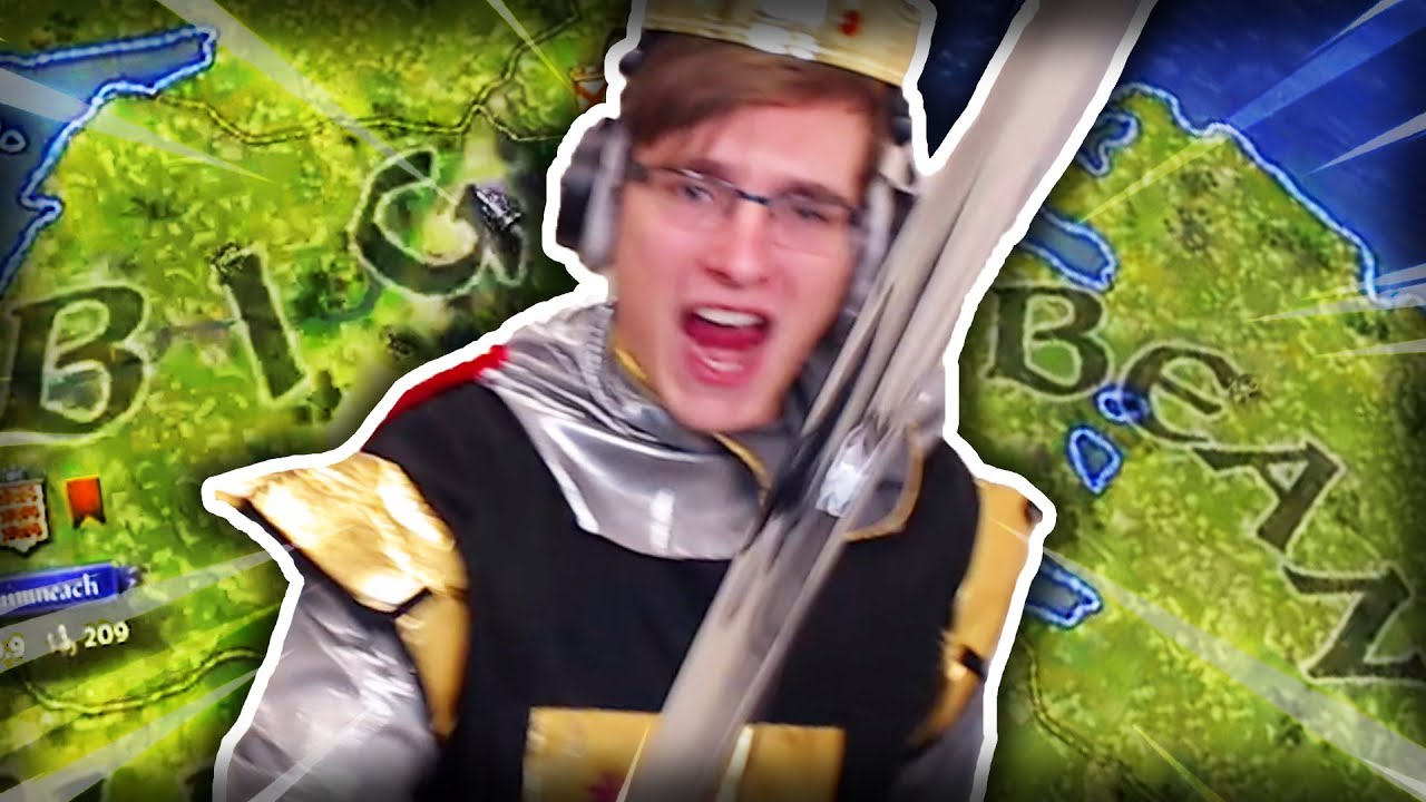 I Went on a Crusade.