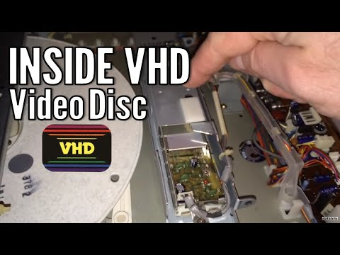 VHD - The 1980s Videodisc Format Loved in Japan