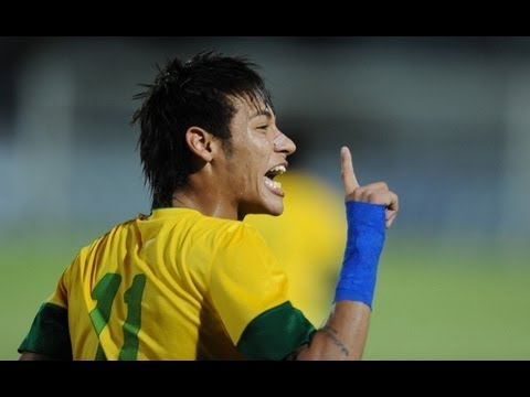 Top 5 Goals - Neymar on our list of great goals in Brazil this week!