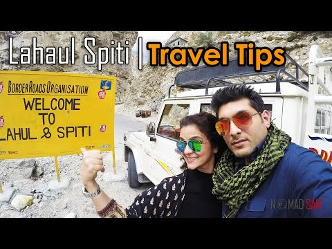 Lahaul Spiti Valley Road Trip | Travel Tips | Definitive planning guide for the trip