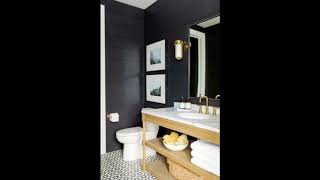 Shiplap Walls For Modern Bathroom Homes,Shiplap Boards Ideas,Unique Shiplap Bathroom Ideas #3