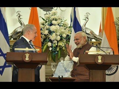 Here's what Israeli PM Netanyahu said about India and PM Modi