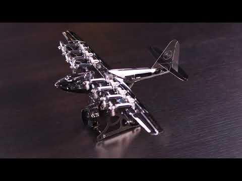 Time For Machine - Heavenly Hercules (Flugzeug)