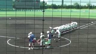 2018年7月14日 第100回 全国高等学校野球選手権記念 西兵庫大会 2回戦 ...
