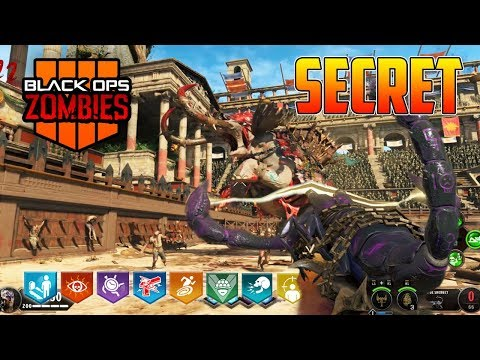 BLACK OPS 4 ZOMBIES IX - SECRET PRINCIPAL RÉUSSI! (Black Ops 4 Zombies)
