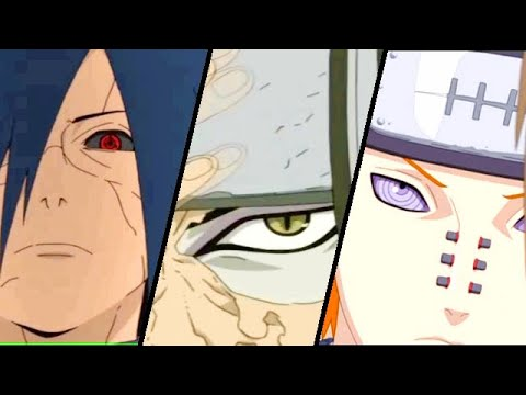 Best villain characters and their outstanding entry into Naruto [English dub]