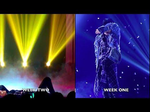 { SPLIT SCREEN && MIRRORED } Taemin's Day and Night Dance Comparison