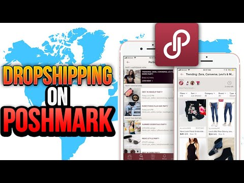 Retail Dropshipping on Poshmark Full Tutorial [Implementing the Business Model from Start to Finish] thumbnail
