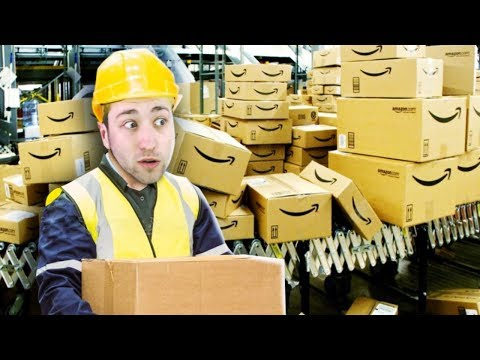 WORKING AT AMAZON