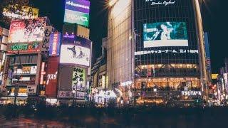 EXPLORING TOKYO CITY!