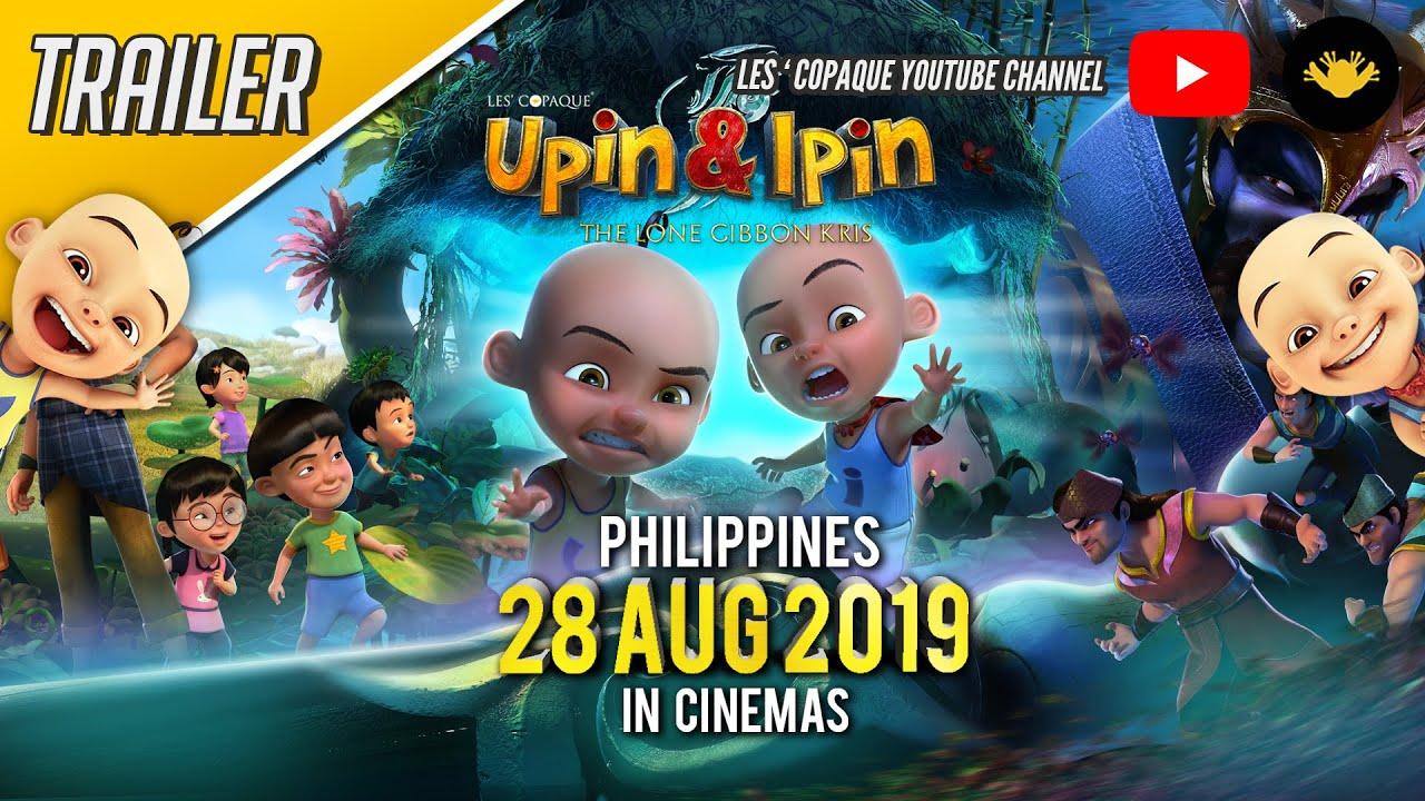 Upin Ipin The Lone Gibbon Kris Philippine Cinema Youtube