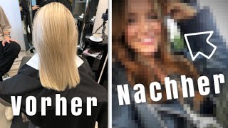 Heftige Veränderung | Umstyling EXTREM Friseurbesuch vorher nachher |  VLOG Pelicanbay