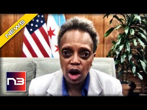 Chicago Mayor Lori Lightfoot DEFENDS Her Racism Regarding Interview Protocols