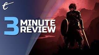 The Vale: Shadow of the Crown | Review in 3 Minutes (Video Game Video Review)
