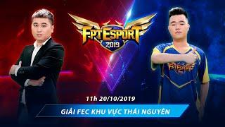 Trận bán kết và chung kết Liên Quân Mobile giải FPT eSport Championship 2019 tại Thái Nguyên