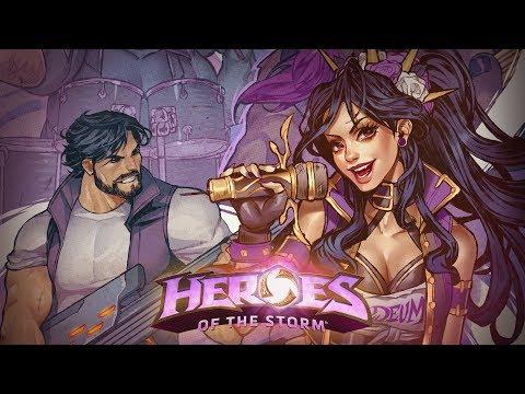 Heroes of the Storm Soundtrack – Garden of Terror