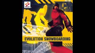 Evolution Snowboarding Menu Theme