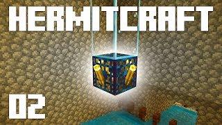 Hermitcraft 7 - Ep. 2: EASY MOB GRINDER! (Minecraft 1.15.2) | iJevin