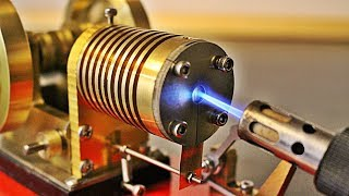 Don't Forget To - LIKE | SUBSCRIBE | SHARE SH-02 Stirling Engine: h...