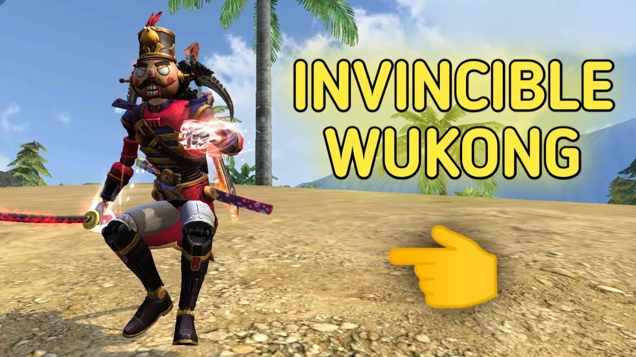 FIRST GAMEPLAY WITH THE NUTCRACKER BUNDLE ❤️    WUKONG THE INVINCIBLE CHARACTER 😵 !!!!