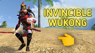 FIRST GAMEPLAY WITH THE NUTCRACKER BUNDLE ❤️ || WUKONG THE INVINCIBLE CHARACTER 😵 !!!!