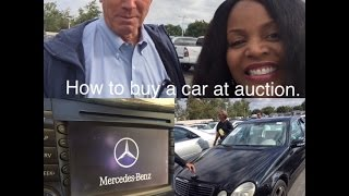 Auction Day! How to Buy a Car at Auction Part 1 Tutorial Buy Cars Cheap avoid Mistakes