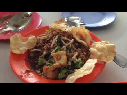 Racially Profiled at Immigration and Eating Like a Local in Medan Indonesia