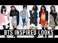 BTS (BANGTAN BOYS) & IDEAL GIRL TYPE INSPIRED OUTFITS | CELEBRITY INSPIRED TUTORIALS | Nava Rose