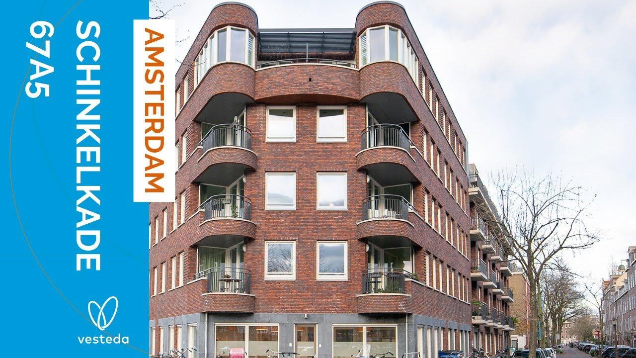 Schinkelkade a woning met garage amsterdam youtube
