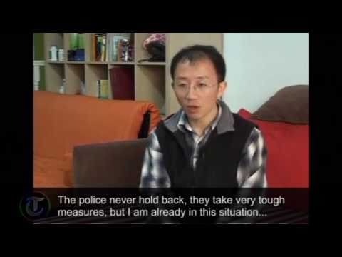 Human rights activist Hu Jia is released