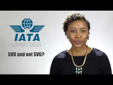 SVD Airport Code