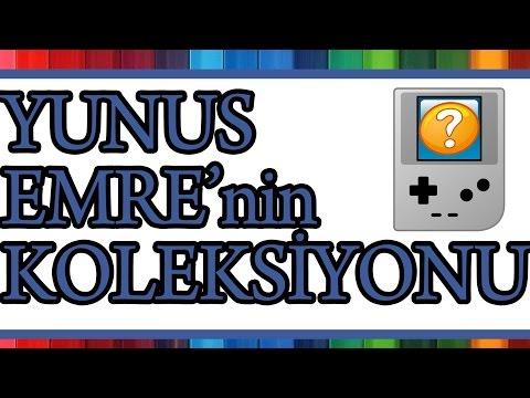 Yunus Emre'nin Konsol Ve Oyun Koleksiyonu