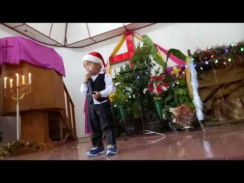 "Lagu ""Ale Tuhan"" Lagu Natal Simalungun Voc.  Rey Cavero Sumbayak Dan Raguel Sumbayak"