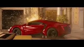 Fast & Furious 8 vs Mac Derro Car Crash Scene 0fficial Trailer 2017