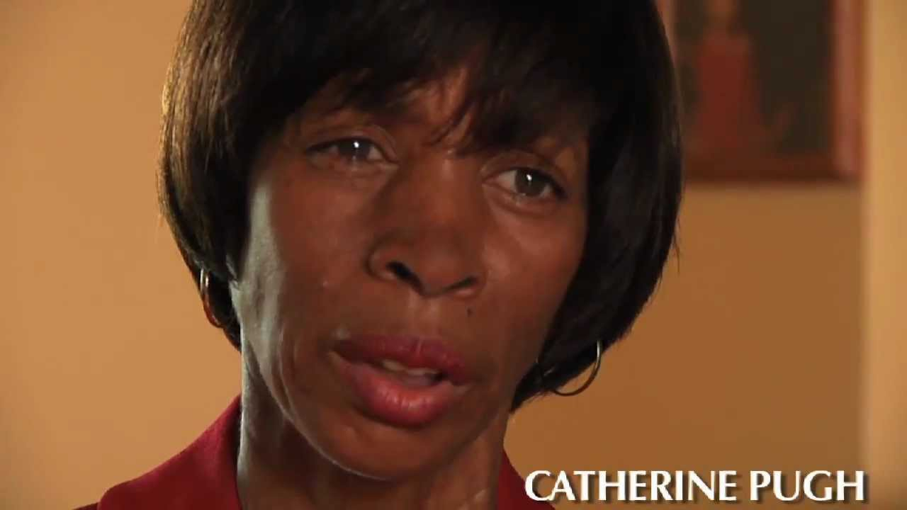 Catherine Pugh: A Vision for Baltimore - YouTube