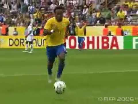 Brazil - Ghana 3-0 [FIFA World Cup 2006 Highlights]