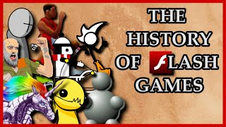 The History of Fląsh Games