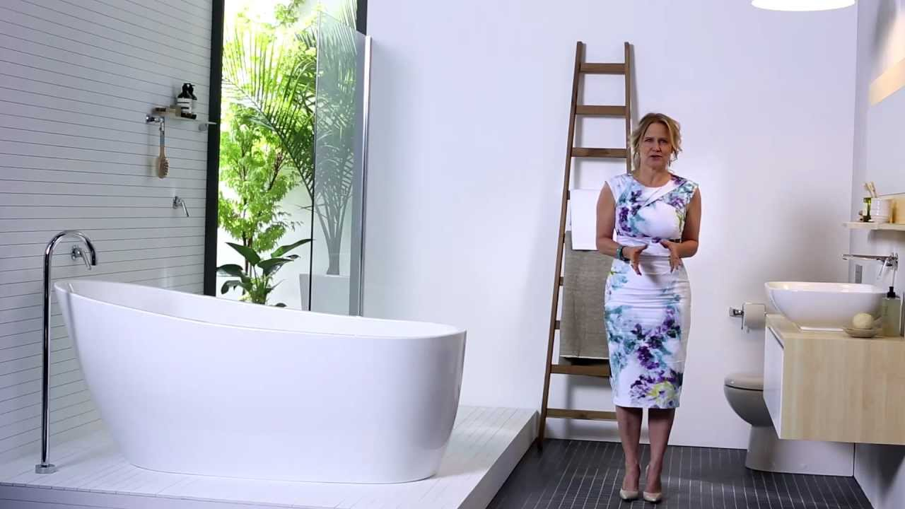 Bathroom Tours With Shaynna Blaze Day Spa Youtube