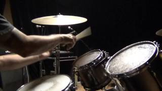 Medium drum beat
