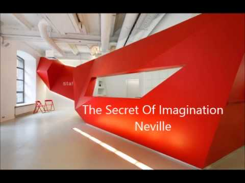 Neville Goddard - Secret of Imagining (fantastic live lecture about imagination)