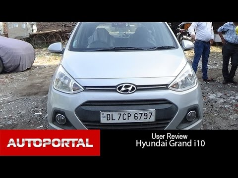 Hyundai Grand i10 User Review - 'good interior' - Auto Portal