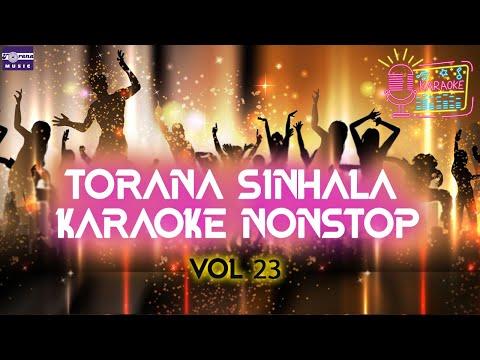 Torana Sinhala Karaoke Vol 23 Nonstop