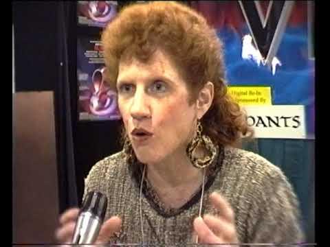 ict macworld 1996 Beverly Reiser, Captain Crunch, Mark Pesce