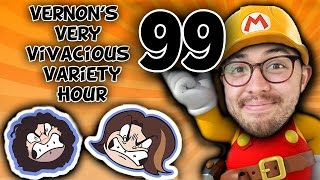 Super Mario Maker: Temple of Whoa - PART 99 - Game Grumps