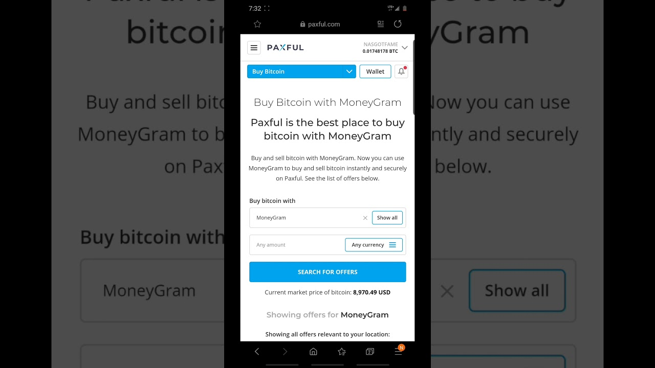 how to buy bitcoins with moneygram