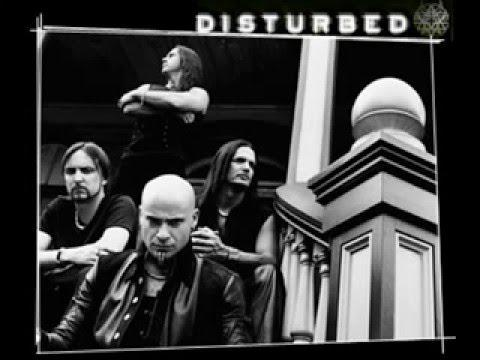 disturbed-get psycho